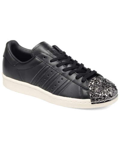 Superstar 80S 3D Mt W Sneaker in schwarz