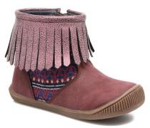 Aria Stiefeletten & Boots in weinrot