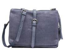 Venus Leather Shoulder bag Handtaschen für Taschen in blau