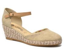 Valet Sandalen in beige