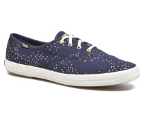 Champion Mini Bird Sneaker in blau