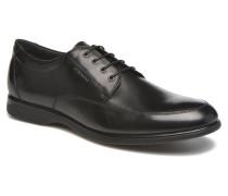 Smart 6 Schnürschuhe in schwarz