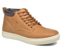 Wood M Sneaker in braun