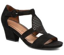 Lunete Sandalen in schwarz