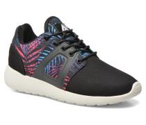 Super Tech Sneaker in schwarz