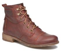 Sienna 17 Stiefeletten & Boots in rot