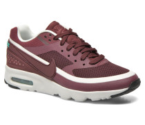 W Air Max Bw Ultra Sneaker in weinrot