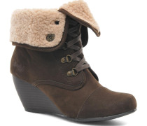 Buster shearling Stiefeletten & Boots in braun