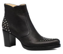Paddy 7 Zip boot rivet Stiefeletten & Boots in schwarz