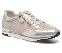 Oriane Sneaker in silber