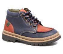 E154 Ficus Stiefeletten & Boots in blau