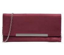 Pochette suédée S Mini Bags für Taschen in rot