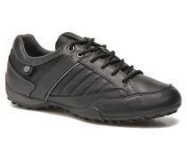 U SNAKE B U5407B Sneaker in schwarz