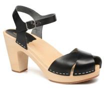 Merci Sandal Sandalen in schwarz