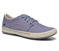 Esteem canvas Sneaker in blau