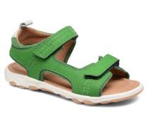 Torben Sandalen in grün