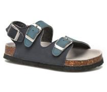 Bio Matt sandal Sandalen in blau