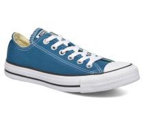 Chuck Taylor All Star Ox W Sneaker in blau