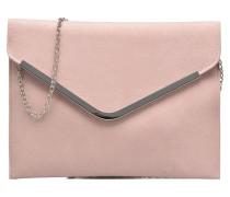 Pochette suédée S Mini Bags für Taschen in beige