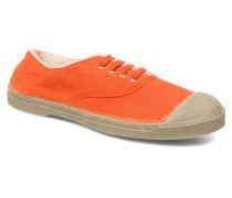 Tennis Fourrees E Sneaker in orange