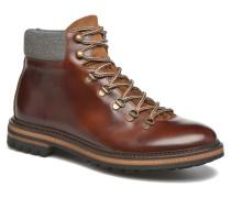 Bones Treck Stiefeletten & Boots in braun