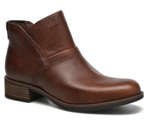 Beckwith Side Zip Chelsea Stiefeletten & Boots in braun