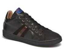 Borg Sneaker in schwarz