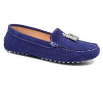 Stamou Slipper in blau