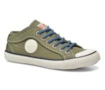 Industry Basic Boy Sneaker in grün