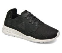 Lcs R Mono Luxe Sneaker in schwarz