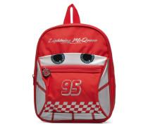 Sac à dos Cars 3D 24cm Rucksäcke für Taschen in rot