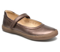 NEW SCHOOL BABY Ballerinas in goldinbronze