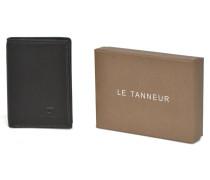 TOURAINE Portecartes et billets Portemonnaies & Clutches für Taschen in schwarz