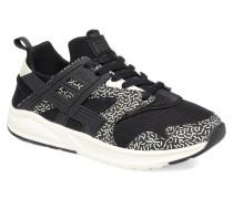 Fleetwood Low W Sneaker in schwarz