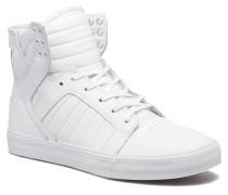Skytop Sneaker in weiß
