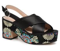 Unai Sandalen in schwarz