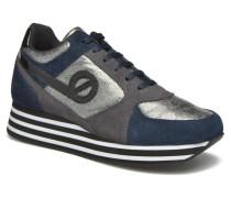 Parko Jogger Split in Skin Sneaker blau