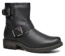 Tiglou Stiefeletten & Boots in schwarz