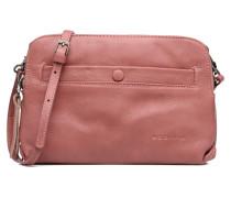 Leslie Porté travers Handtaschen für Taschen in rosa