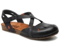 Creta 449 Sandalen in schwarz