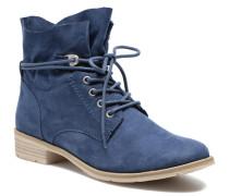Flora Stiefeletten & Boots in blau