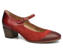 Frenchie Pumps in rot