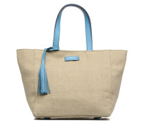 Cabas Parisien Porté Main Handtaschen für Taschen in beige