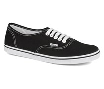 Authentic Lo Pro W Sneaker in schwarz