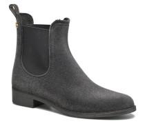 Velvety Stiefeletten & Boots in grau