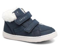 Jojo Velcro Boo Sneaker in blau