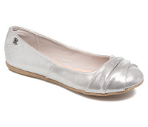Sandy 61732 Ballerinas in silber