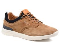 JAYDEN SUEDE Sneaker in braun