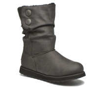 Keepsakes Leathere Stiefel in schwarz