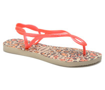 Luna Animals Sandalen in rosa